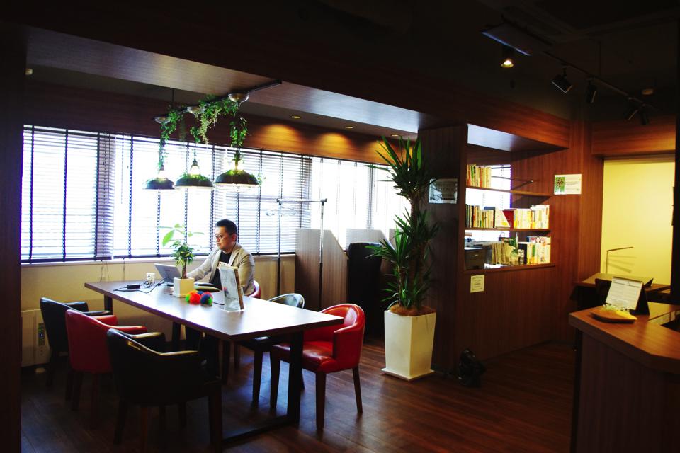 勉強カフェ 飯田橋スタジオ
