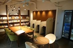 勉強カフェ 横浜関内スタジオ