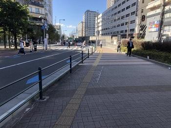 JR線道順