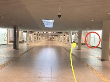 大通駅からのアクセス2
