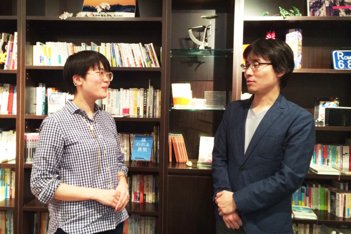 """「すべては""""惚れた""""から」日本橋茅場町スタジオ、オーナーインタビュー!"""