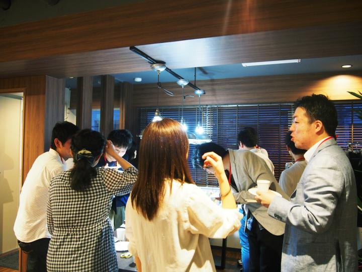 飯田橋オープニングパーティー★