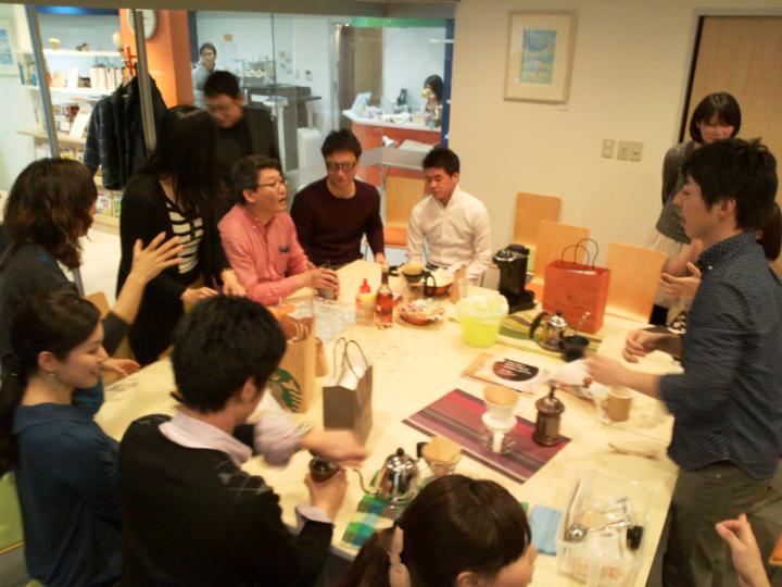 勉強カフェ初心者入門編@池袋スタジオ